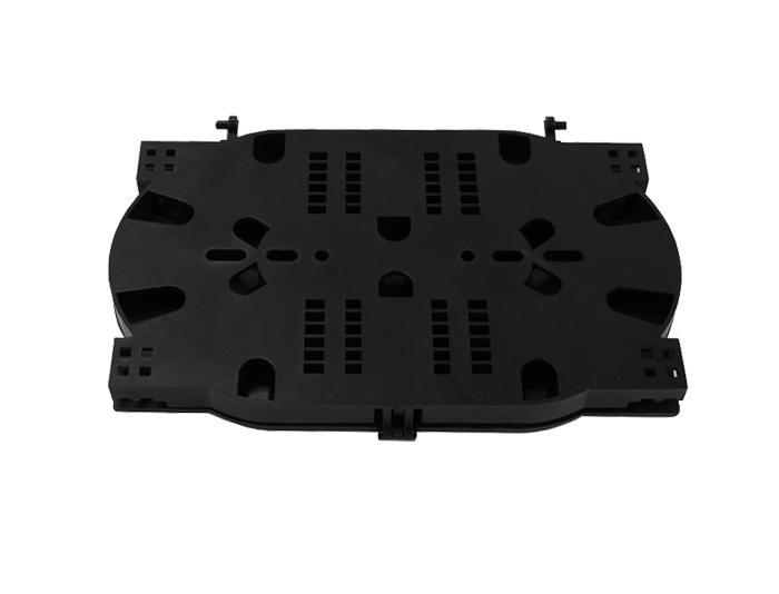 12 Fibers Fiber Optic Splice Tray, Plastic, For Fiber Optic Patch Panel OST-301B