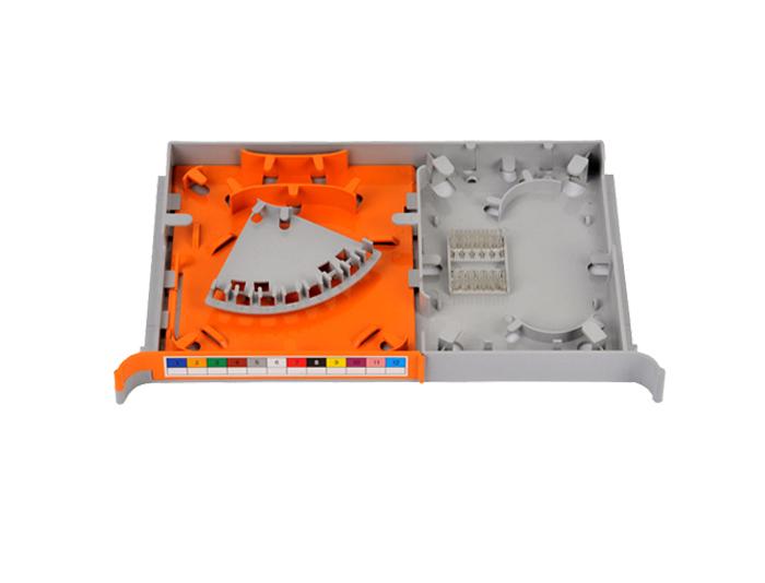 12 Fibers Fiber Optic Cable Protection Tube, Plastic, For Fiber Enclosure OST-405D