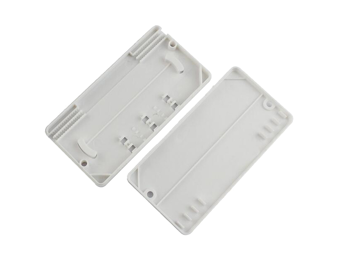FTTH Termination Box, Bow Type Drop Cable Splice Protector, OST-501A4