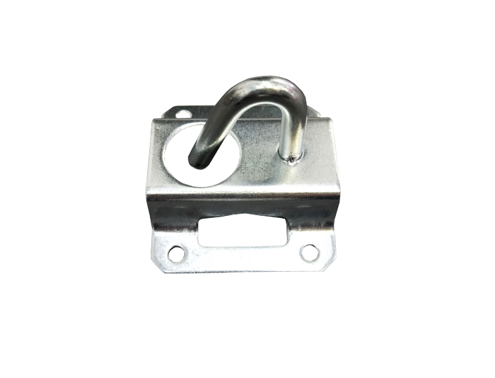 FTTH Drop Cable Q Span Clamp, Galvanized Steel, OSA-502A