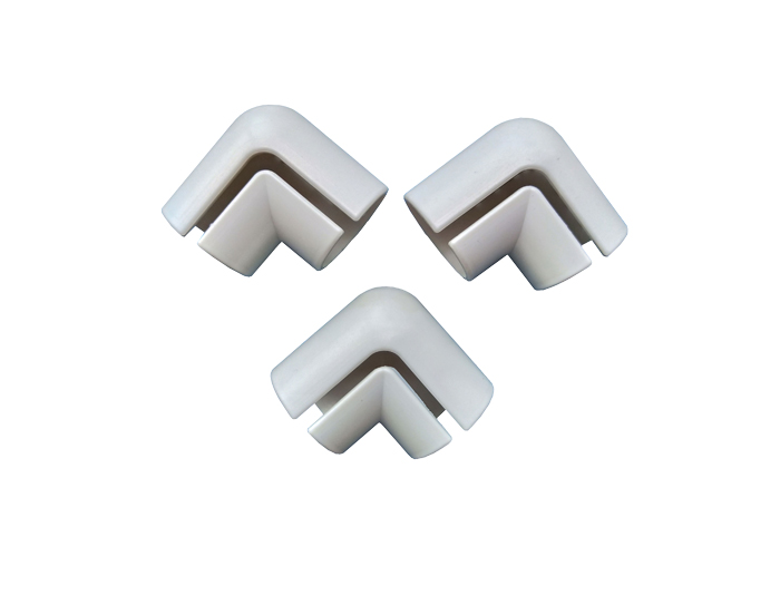 FTTH Accessories For Installing Corridor Drop CablePVC Material, OSA-503AA