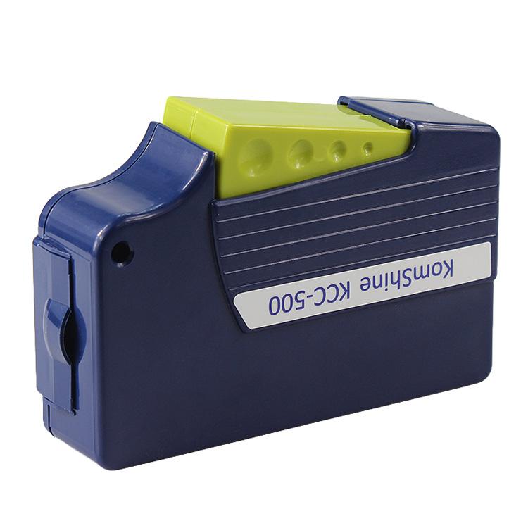 Fiber Optic Cassette Cleaner for LC/SC/FC/ST/MTP/MPO/D4/DIN Connectors TQB-503A