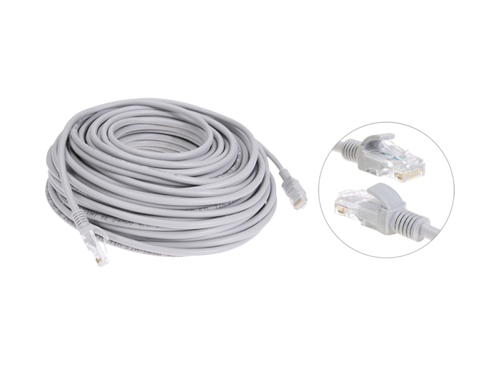 Cat5e Unshielded Ethernet Network Patch Cable,5M,Grey,1000Base-T TSF-305A