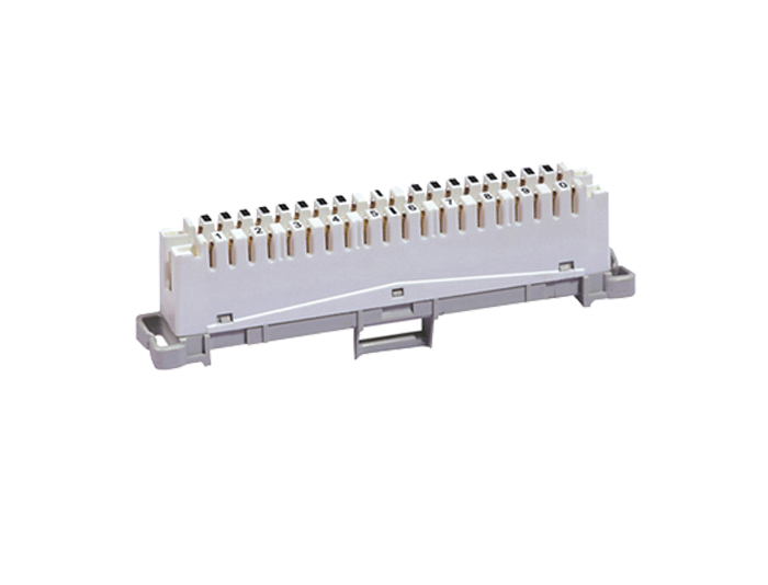 10 Pair Krone LSA-PLUS Disonnection Module, TSF-101A