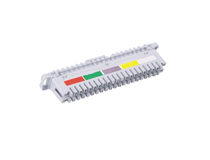 10 Pair Krone LSA-PLUS Connection Module TSF-101B