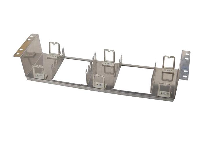 19 Inch Rack 15 Way Back Mount Frame For Krone Module TSF-101H