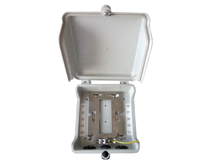 10 Pair Outdoor Distribution Box With STB Module TSF-108B